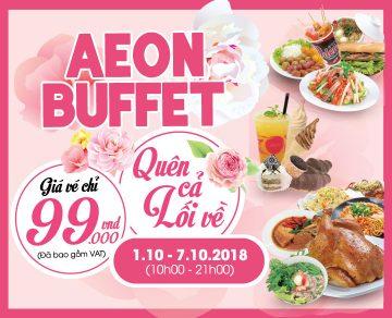 AEON buffet