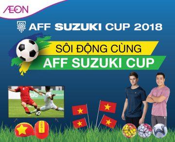 Sôi động cùng AFF Suzuki cúp