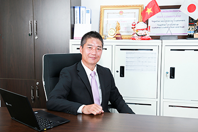 Ông Nishitohge Yasuo Tổng Giám Đốc AEON Việt Nam