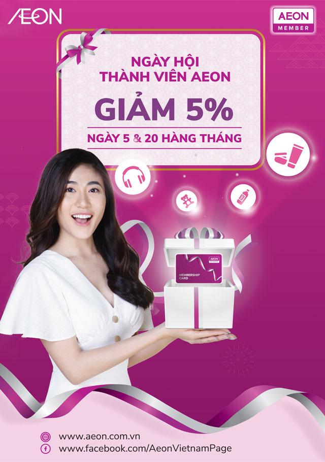 Trang chủ - AEON Việt Nam