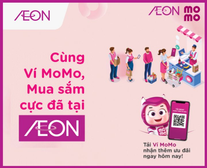 SHOPPING ON A BUDGET WITH MOMO IN AEON